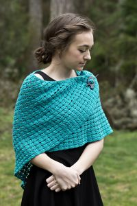 Haven Shells Shawl