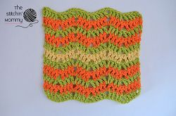 Citrus Splash Dishcloth