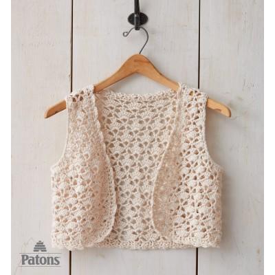 Crochet Patterns Galore Seashell Crochet Vest