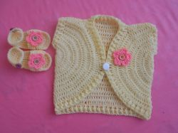 Sandals and Vest for Babies