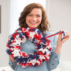 Hang with Pride Wreath