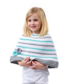 Toddler's Perfect Poncho