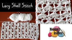 Lacy Shell Stitch