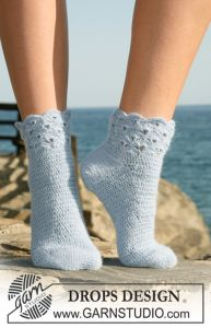 Seaside Socks