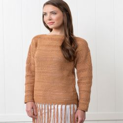 Flower Hill Pullover