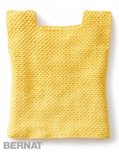 Simple Crochet Tank Top