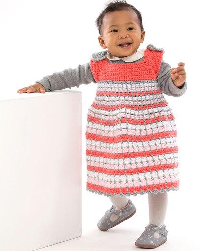 Crochet Patterns Galore - Artisan Baby Jumper