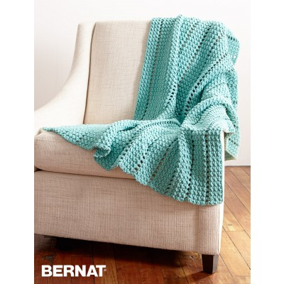 Crochet Patterns Galore Eyelets And Textures Blanket