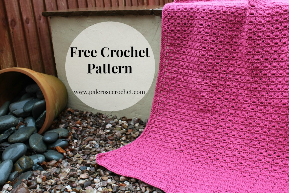 Crochet Patterns Galore Shell And Chain Baby Blanket