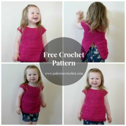 Toddler Split Back T-Shirt