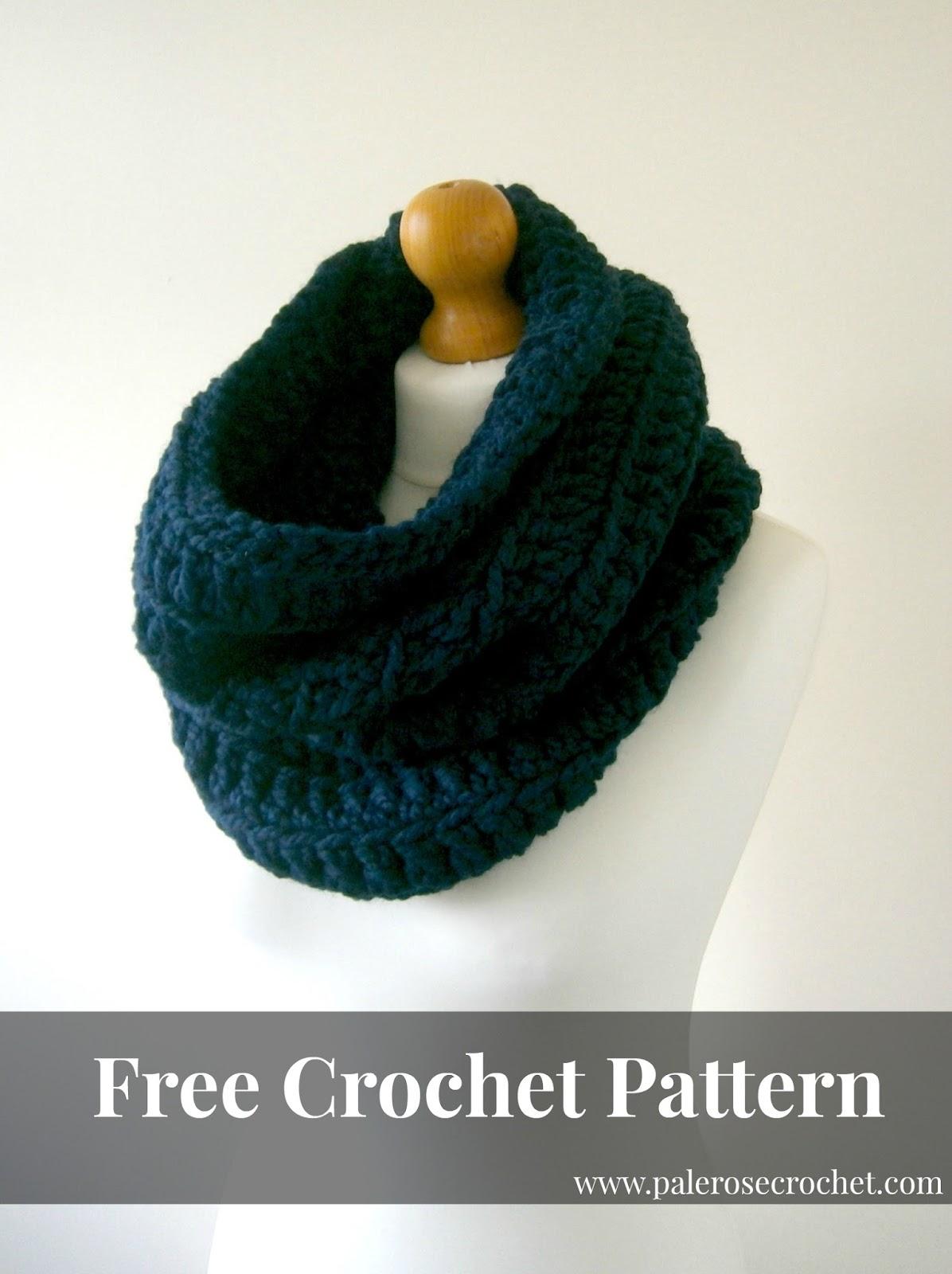 Crochet Patterns Galore - Wintery Cowl