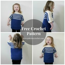 Toddler Stripe Sweater