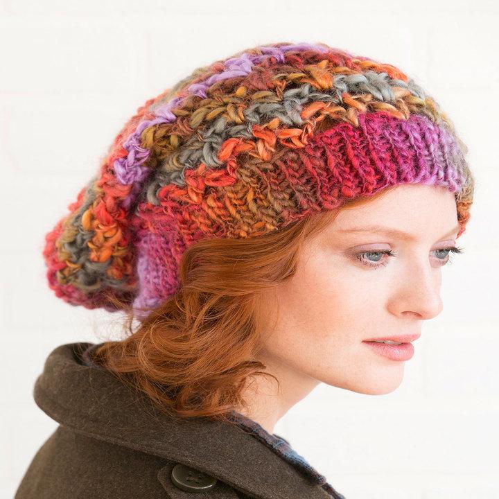 Crochet Patterns Galore Upscale Slouchy Hat