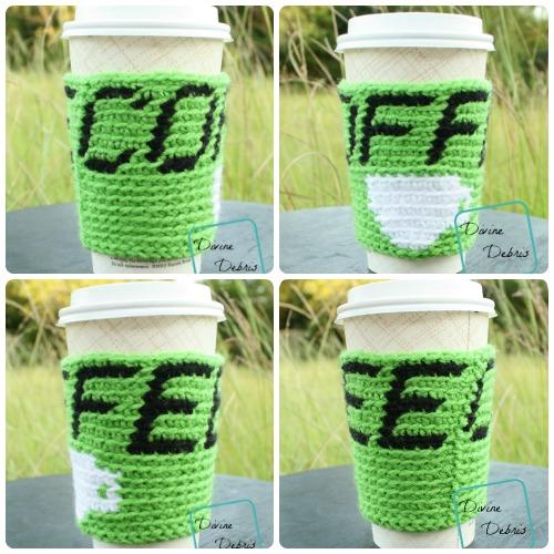 Crochet Patterns Galore Hot Coffee Cozy
