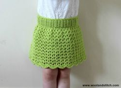 Mini Kids Summer Skirt