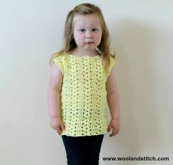 Mini Kids Summer Breeze Top