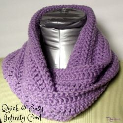 Quick and Easy Cowl