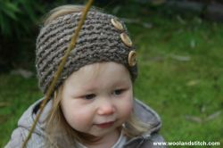 Mini Kids Winter Warmer Headband