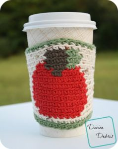 Apple Mug Cozy