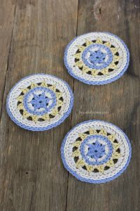 Meadowlark Coasters