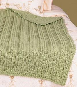 Crochet Pattern Aran Afghan : ARAN GUERNSEY CROCHET THROW PATTERN Crochet Patterns Only