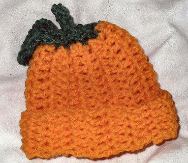 Crochet Patterns Galore Bev S Pumpkin Hat