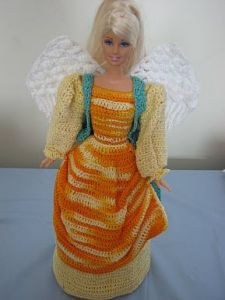 Barbie Harvest Angel