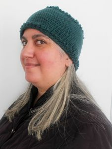 A Beginner's Textured Hat