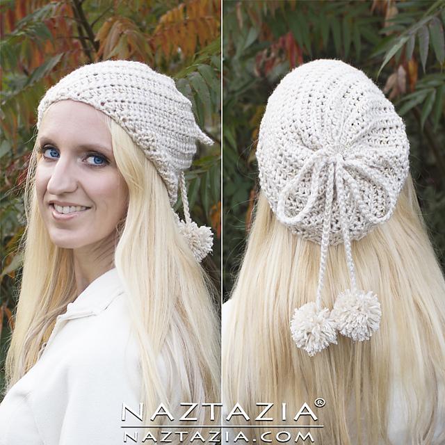 Crochet Patterns Galore Soft Twist Hat