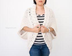 Crochet Patterns Galore Starlight Shrug