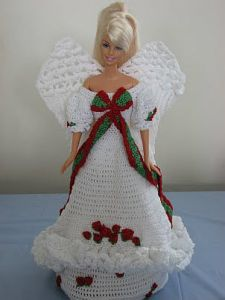 Barbie Christmas Angel