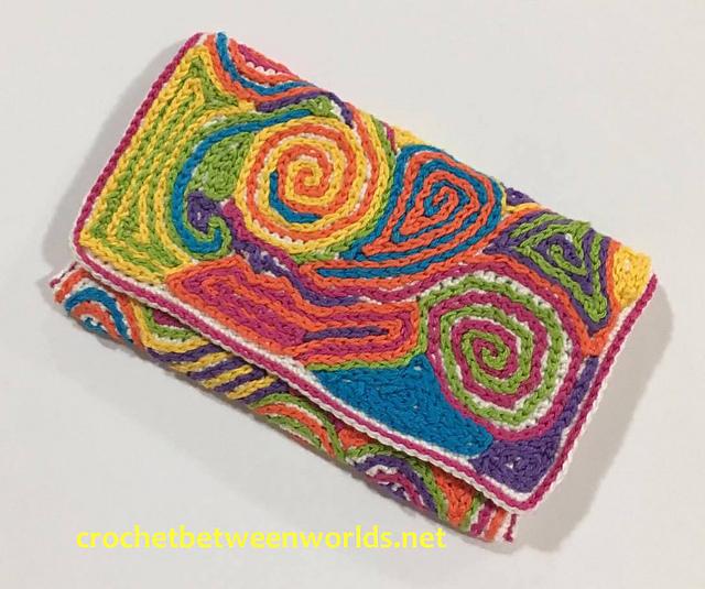 Crochet Patterns Galore Fiesta Clutch