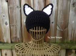 Women's Chunky Cat Hat