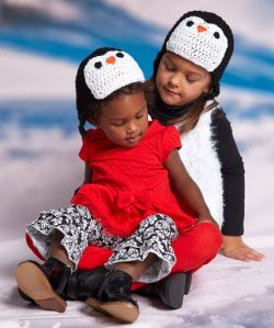 Picture Perfect Penguin Hat