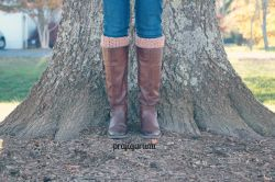 Easiest Boot Cuffs Ever