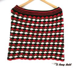 Shell Stitch Skirt