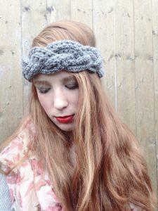 Crochet Patterns Galore Braided Winter Headband
