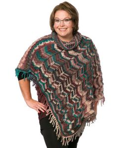 Marly's Perfect Simple Cowl Poncho