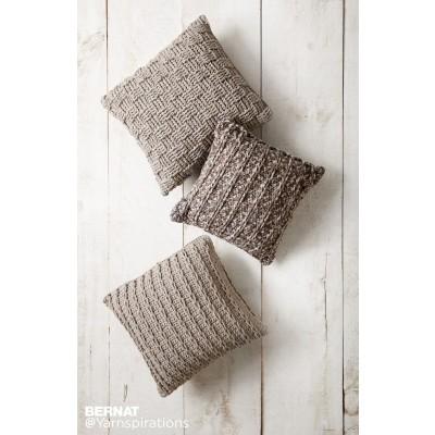 Crochet Patterns Galore Crochet Pillow Trio