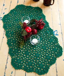 Holiday or Any Day Table Runner