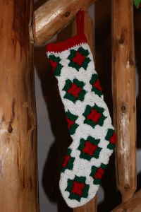 Barb's Christmas Stocking