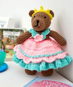 Princess Bear Play Set