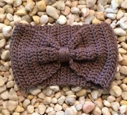 Tia Bow Headband