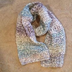 Cross My Heart Scarf