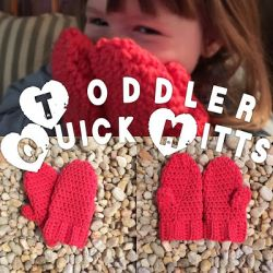 Toddler Quick Mitts