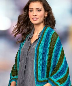 Dropstitch Cocoon Sweater