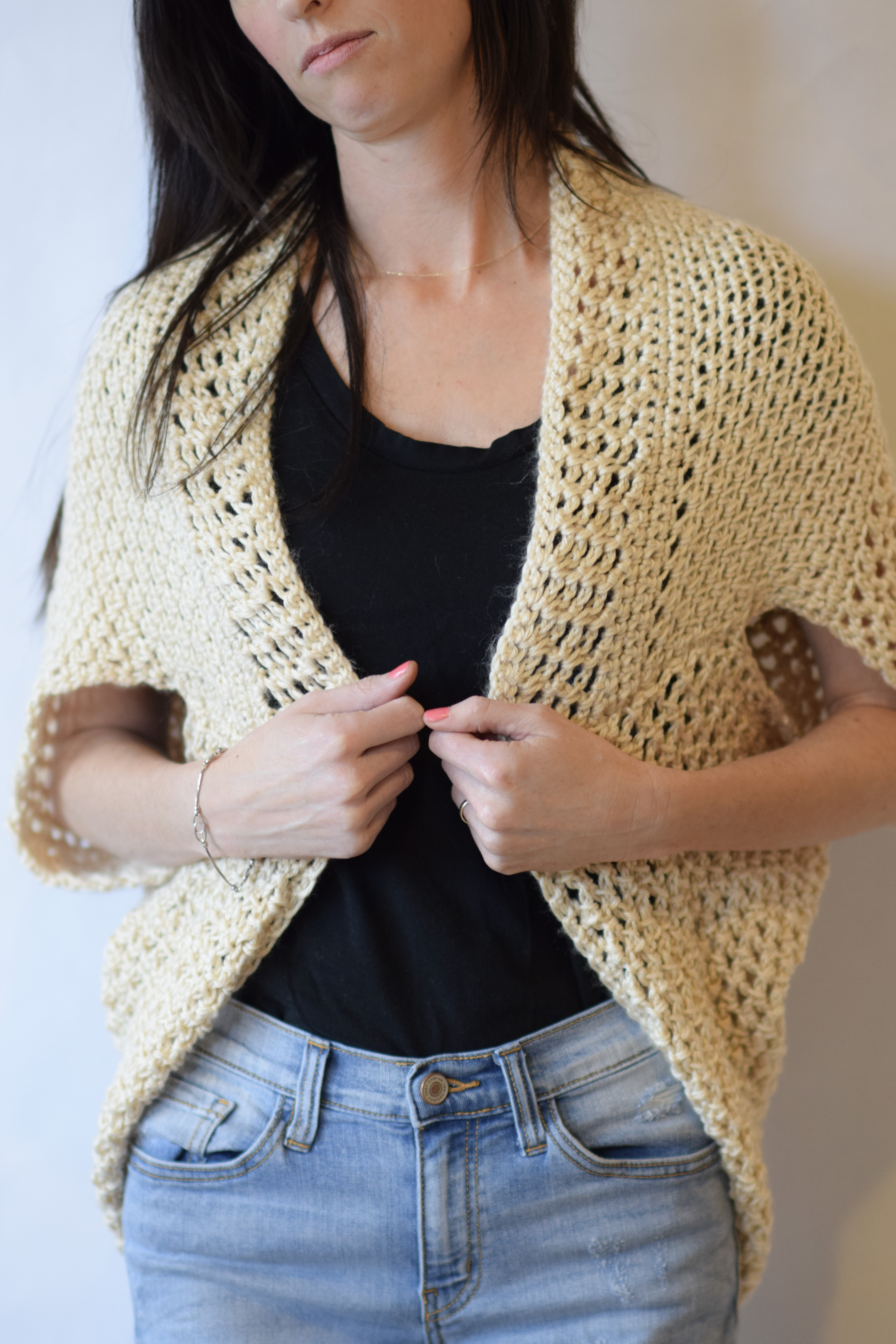 Open Front Cardigan Sweaters