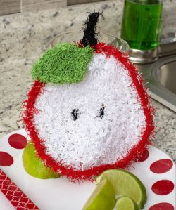 Sliced Apple Scrubby