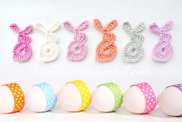 Crochet Patterns Galore Easter Bunny