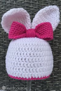 Bunny Beanie with Ears